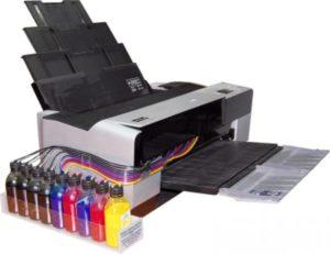 картриджи струйного принтера