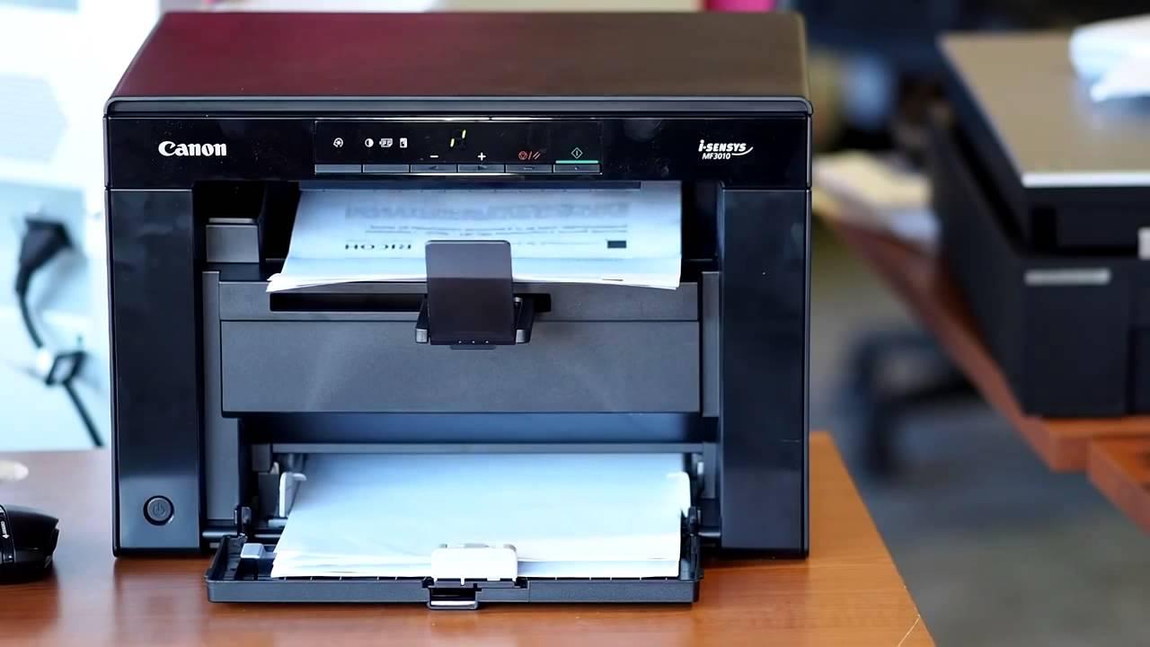Принтер печатает через строчку