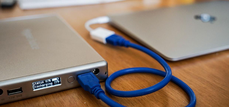 ноутбук на зарядке