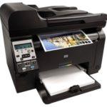 офисный цветной принтер