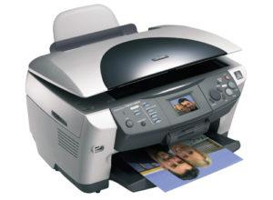 печать фото через мфу
