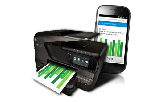 печать со смартфона