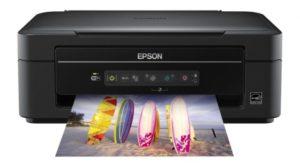 печать струйного принтера