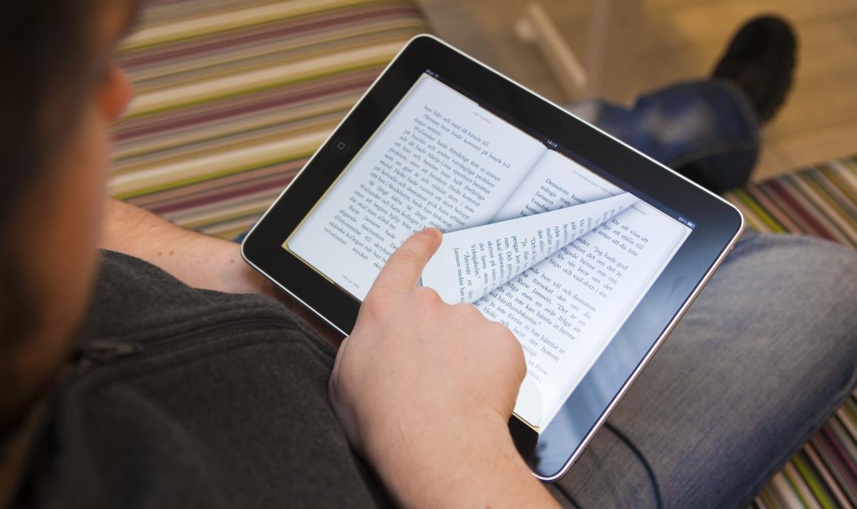 планшет для чтения