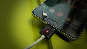 подключение смартфон