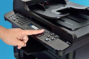 работа с принтером