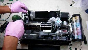 сборка принтера