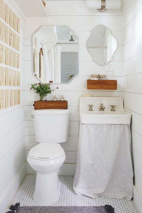 Почему зеркало нельзя вешать в туалете