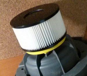 Фильтр для пылесоса.