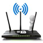 Роутер Wi-Fi на ночь.