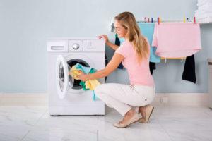 посторонний предмет в стиральной машине