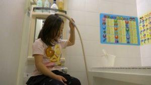 Почему японцы принимают душ перед ванной