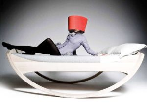 Самые странные и оригинальные кровати