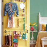Как превратить дверь в систему хранения