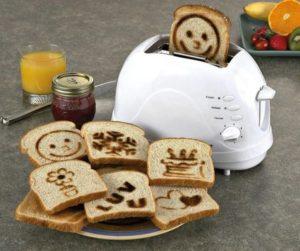 гаджет тостер