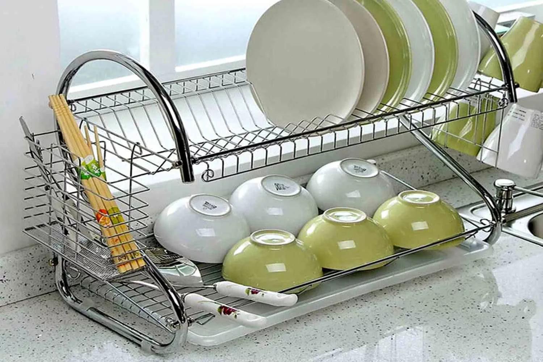 Как выбрать идеальную сушилку для посуды