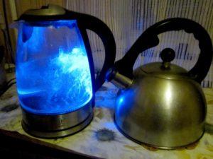 Какой чайник лучше выбрать — электрический или обычный?
