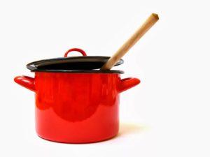 Почему нельзя оставлять половник в кастрюле с супом