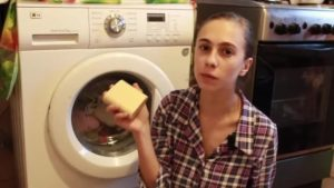 Что будет со стиральной машиной, если стирать хозяйственным мылом