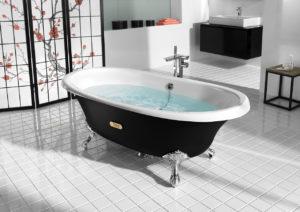 Чугунная ванна.
