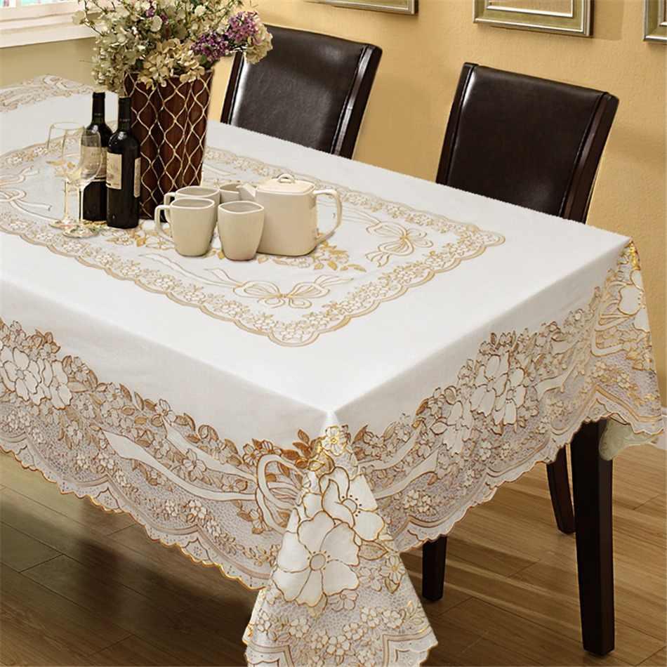 Красивое покрытие для стола.