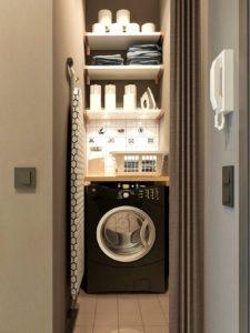 Прихожая стиральная машина