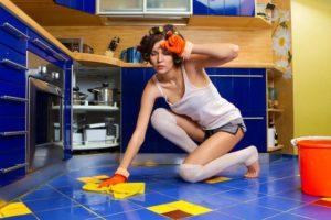 Исправьте ошибки, которые вы делаете при уборке квартиры