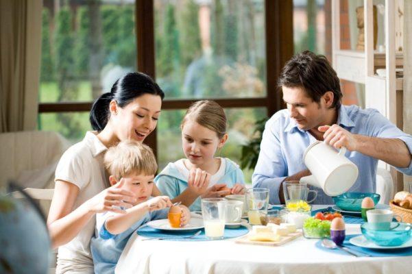 Посуда в семье: общая или у каждого своя?