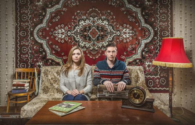 Для чего вешали ковры на стены в СССР