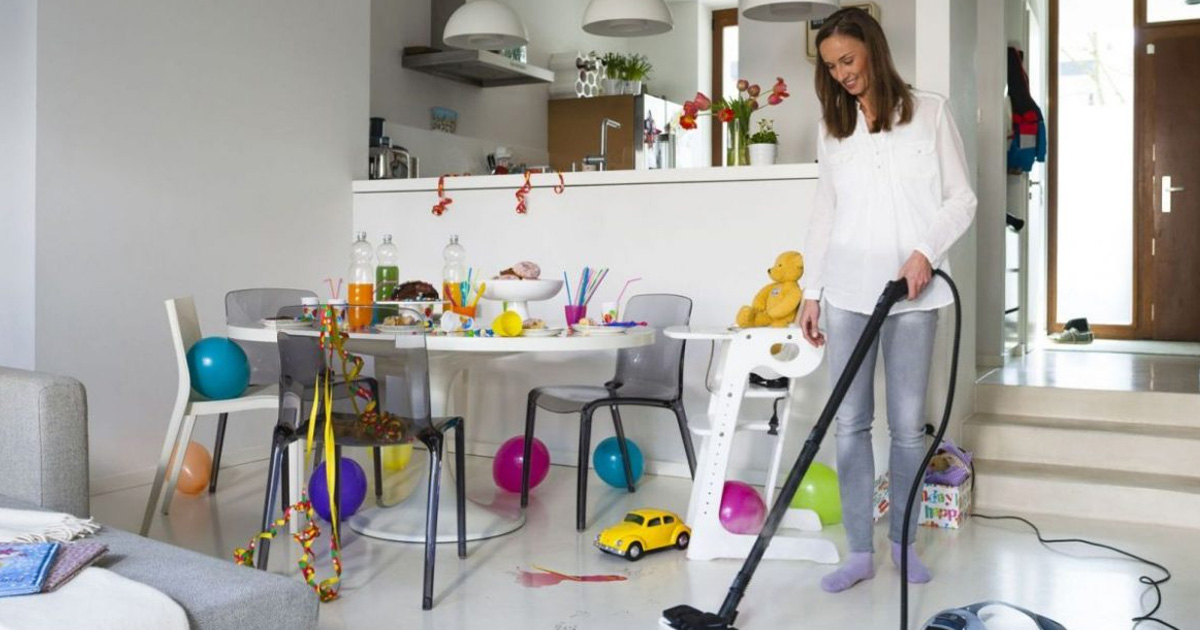 Что должно входить в ежедневную уборку дома