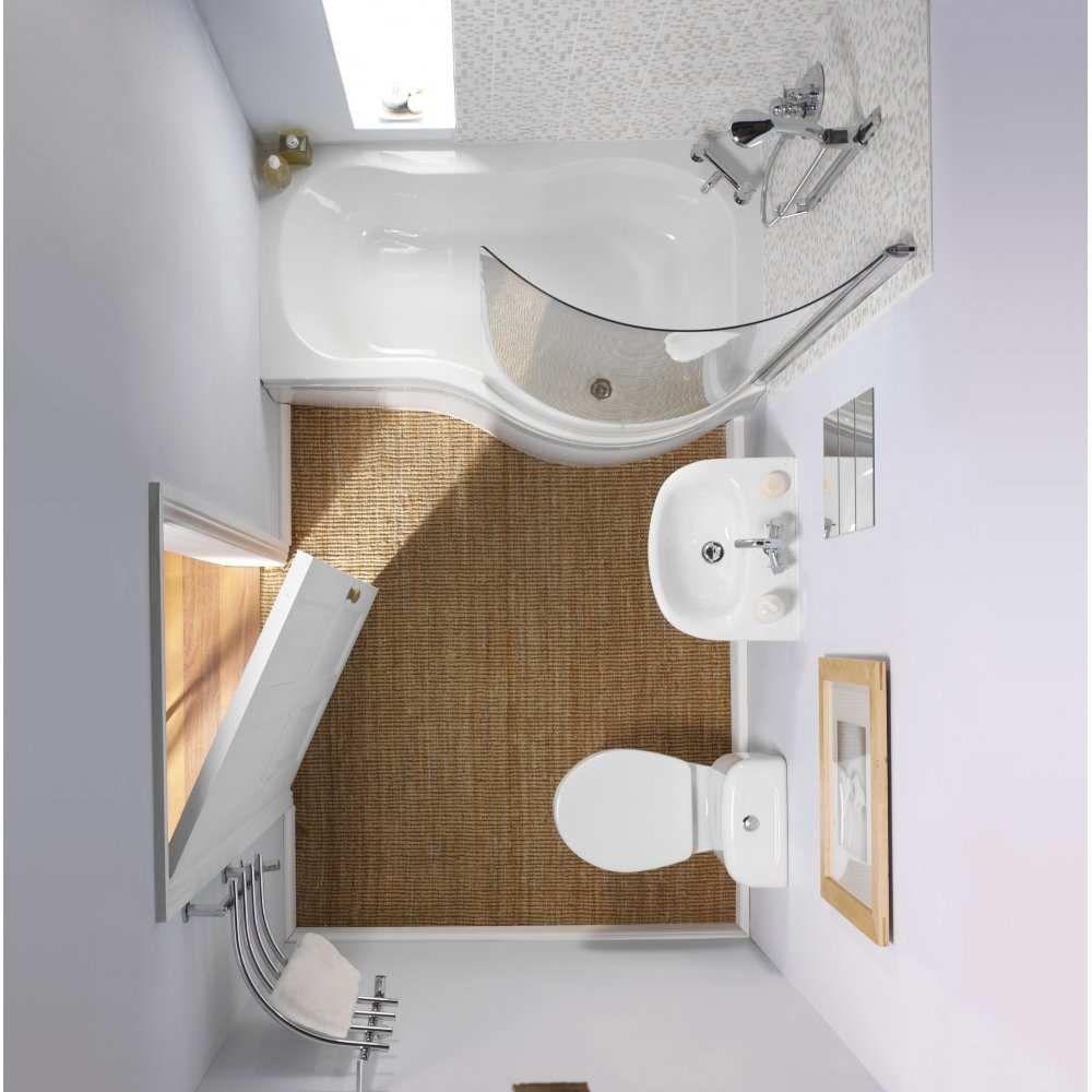 Дизайн совмещённого санузла.