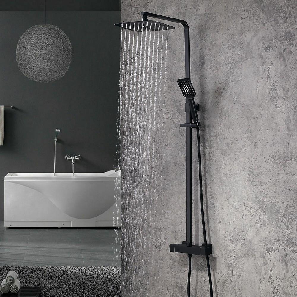 Как выбрать систему с тропическим душем