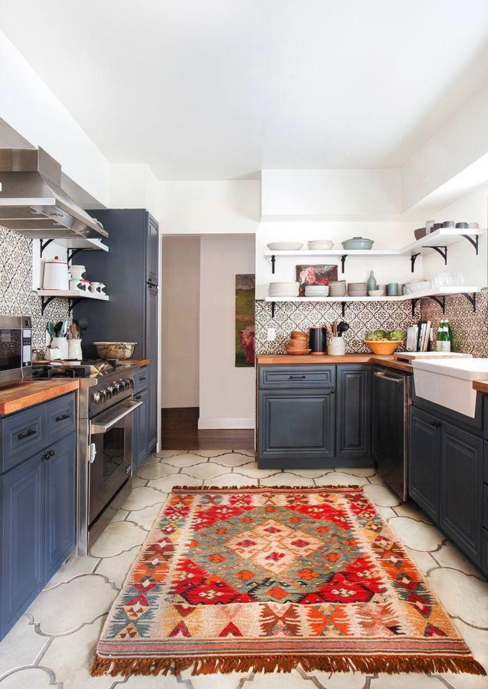 Как выбрать ковёр на кухню