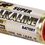 Алкалиновая батарейка.