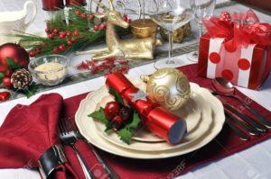 Какая посуда должна быть на новогоднем столе