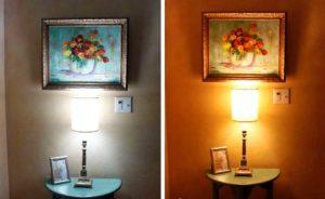 Лампы с каким светом лучше для дома: с тёплым или холодным