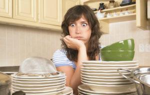 Можно ли помыть посуду в стиральной машинке
