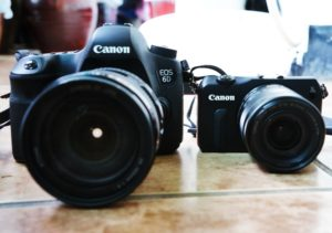 Зеркальный и беззеркальный фотоаппараты