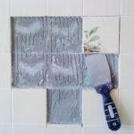 Что делать, если кафельная плитка на стене отклеилась