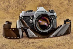 Аналоговый фотоаппарат