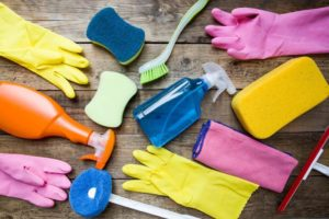 Главные правила уборки дома во время эпидемии