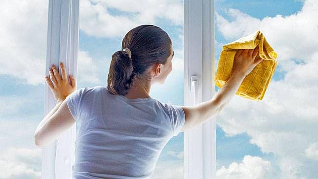 мыть окна