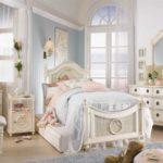 детская комната в стиле шебби-шик