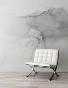 обои для стен в стиле минимализм