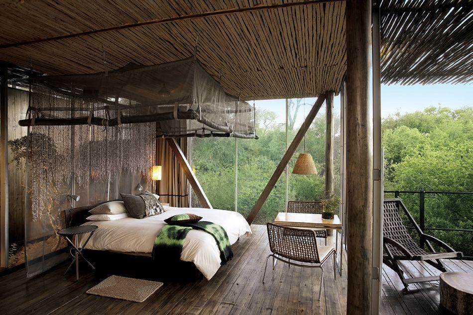 Спальня в эко стиле - заглавная