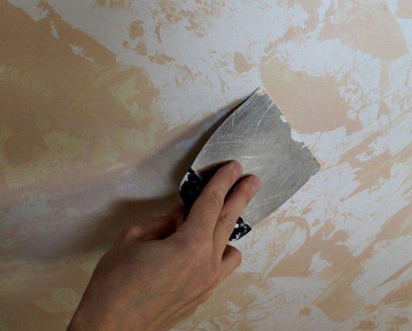 штукатурка и покраска потолка на балконе и лоджии