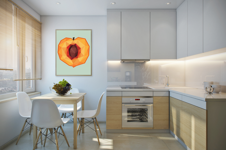 кухня в эко-стиле