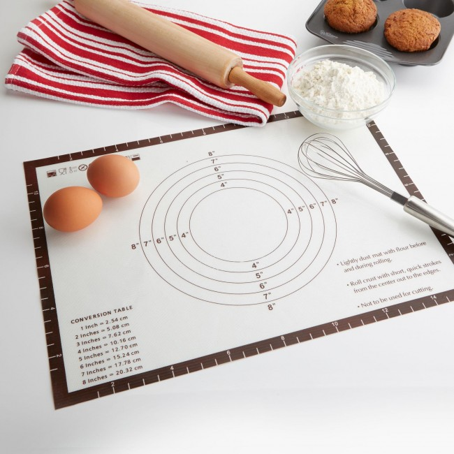 Силиконовый мат для духовки