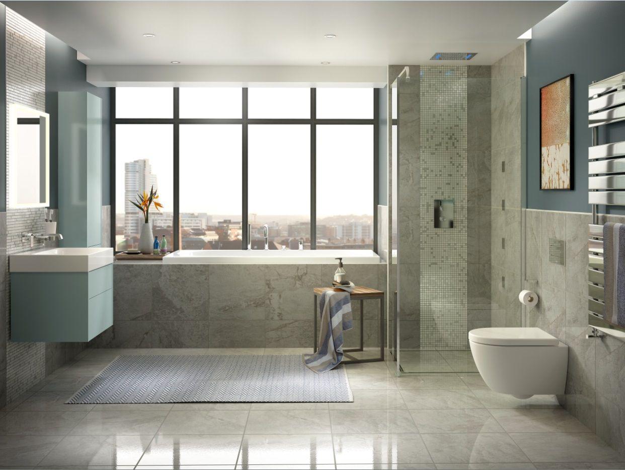 ванная урбан