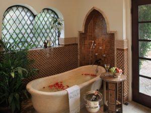 Марокканский дизайн.